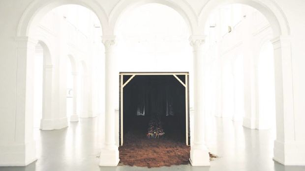 Liminal Space at Claudes - A thought-provocative dumping ground