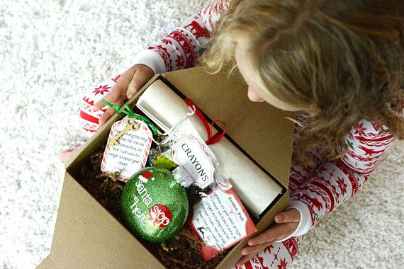 Our personalized Santa Letter Package is the perfect addition to your Holiday traditions! Watch your childs face light up as they open this package from Santa Claus himself! With our Santa Box, there is no constant upkeep like the other traditional items, just read the letter, hang the ornament and you are done! We have made it easy to order, with different packages to choose from and you can choose from 2 different ornaments! We offer packages for multiple children in the family and…