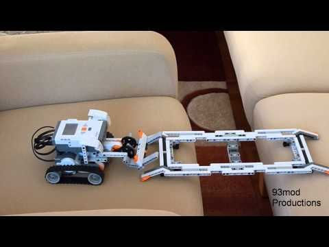 MINDSTORMS Featured in MegaFactories: LEGO - National Geographic - YouTube