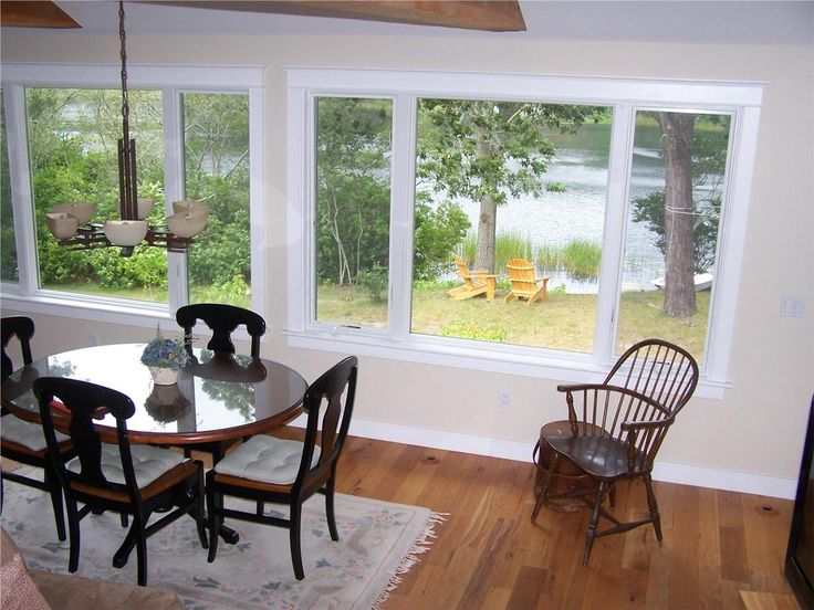Cape Cod Summer Vacation Rentals Part - 36: Chatham Summer Vacation Rental Home In Cape Cod. Waterfront Setting On  Private Freshwater Pond