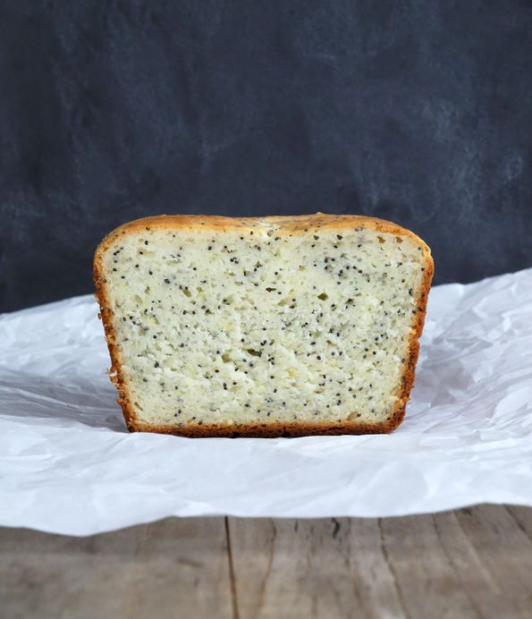 Gluten Free Lemon Poppyseed Bread - Gluten-Free on a Shoestring