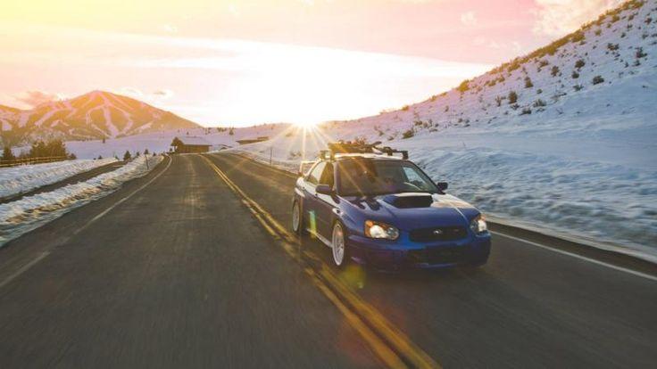 Subaru Impreza Snow