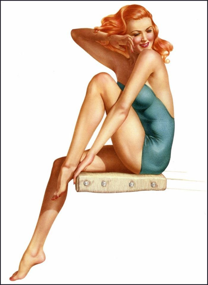Pin By Dani Daemon On Boys And Girls: For Men Tattoo Sexy Pin Up Girl
