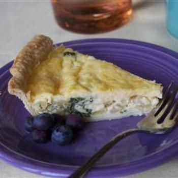 Onion Quiche: Quiches With Allrecipes, Potpie, Favorite Recipies, Onions Quiches, Food And Drinks, Delicious Onions, Favorite Recipe, Food Veggies, Quiches Recipe