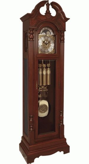Grandfather Clock Kit- Cherry #204