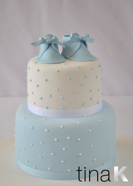 DECEMBER_2009... It's a Boy Baby Shower Cake
