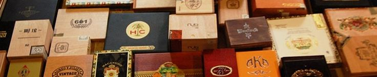 Buy empty cigar boxes in great condition, buy cigar boxes online