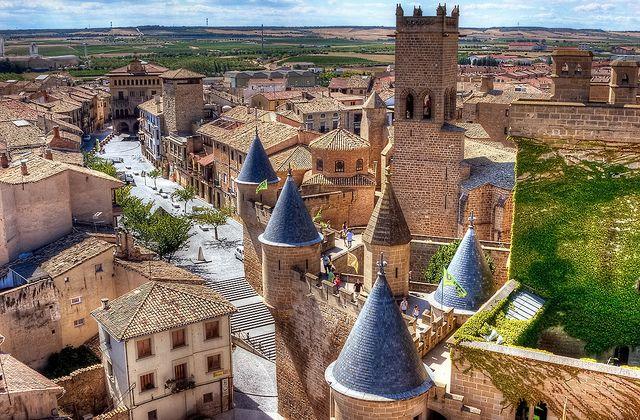 Pasado noble y rancio abolengo: Olite (Navarra)