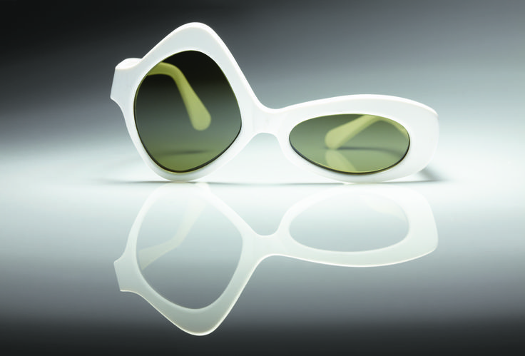 Odd Shaped #Eyewear Nicky Albrechtsen: 12 Amazingly Wacky Fashion Glasses (PHOTOS)
