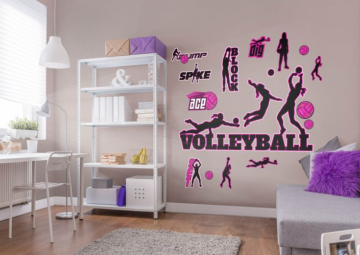 Volleyball Bedroom Decor Alluring Best 25 Volleyball Bedroom Ideas On Pinterest  Volleyball . Design Inspiration