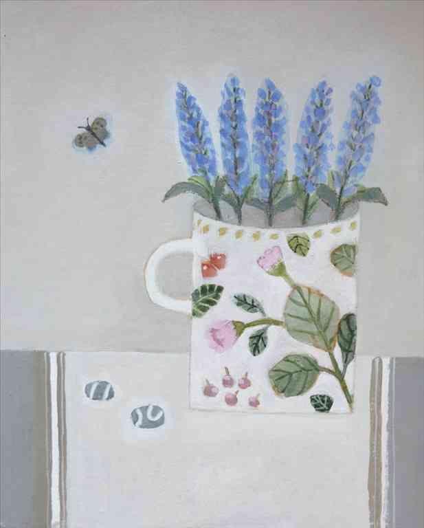 'Lavenders Blue' by Jill Leman