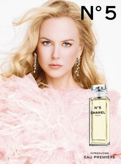 Nicole Kidman for Chanel