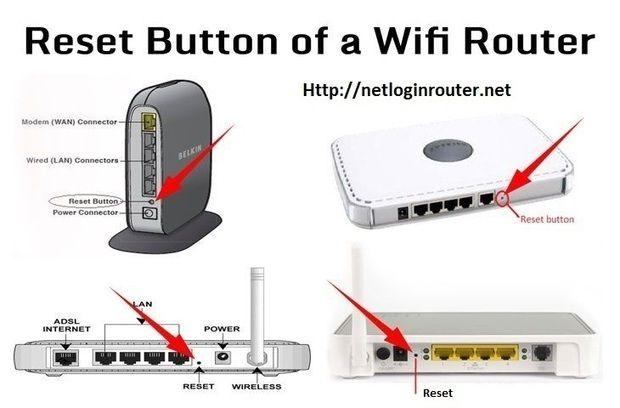 How To Setup Reset Netgear Router Netgear Router Netgear Wifi Router