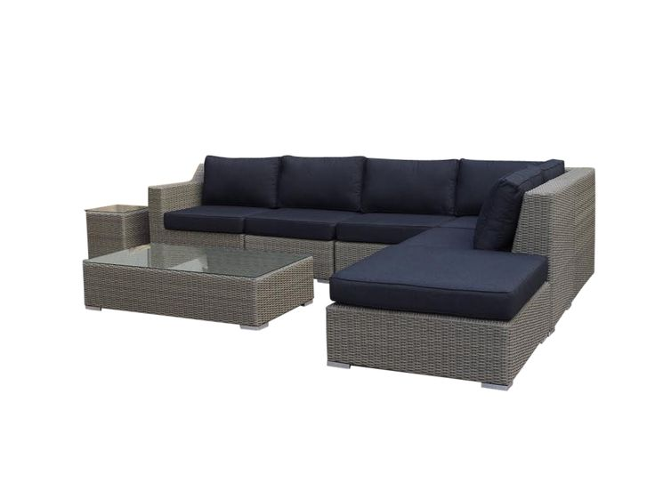 United House Furniture - Milano Chaise , $1,990.00 (http://www.unitedhousefurniture.com.au/wicker-outdoor-furniture/wicker-outdoor-lounges/milano-chaise/)