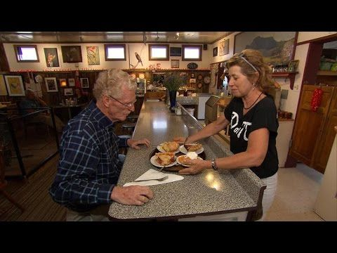 A delicious slice of life.....Bill Geist travels to New Mexico to Pie Town for delicious pies. This is from CBS - Sunday morning TV shows.