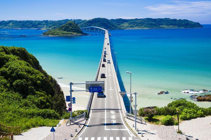 角島大橋#01の画像(写真)
