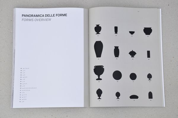 Francesco Fasano Ceramiche / 2013 by Mariangela Caforio, via Behance