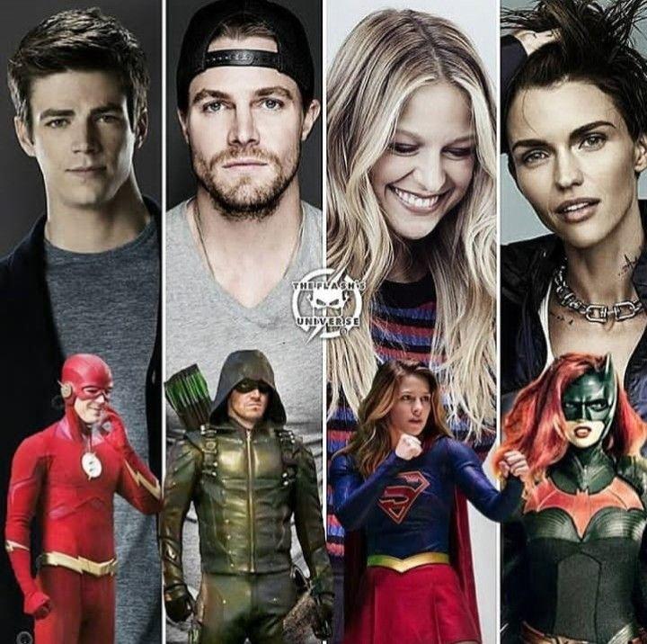 Elseworlds Crossover The Flash Arrow Supergirl Batwoman Dc Super