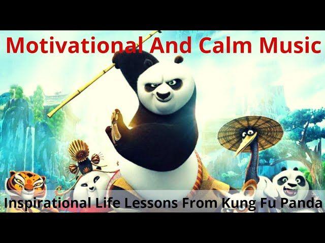 Kung Fu Panda Motivational Music Inspirational Life