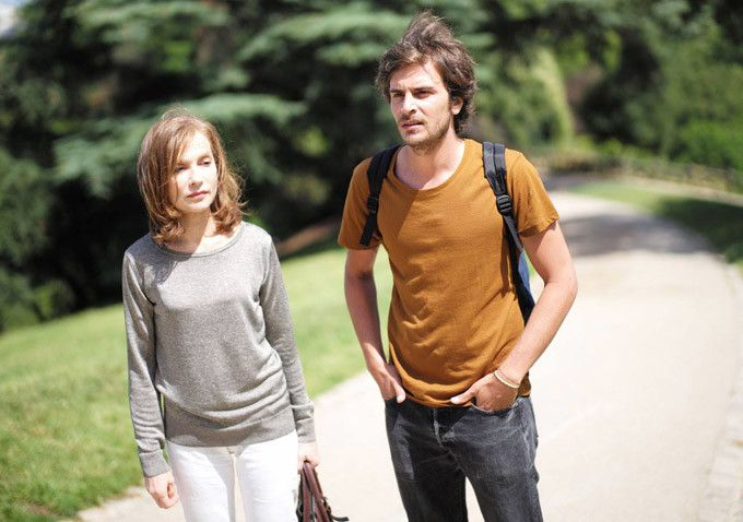 L'Avenir / Co przyniesie przyszłość France, 2016, dir. Mia Hansen-Love cast. Isabelle Huppert, Andre Marcon, Edith Scob #łódź #lodz #pgnig #transatlantyk #festival