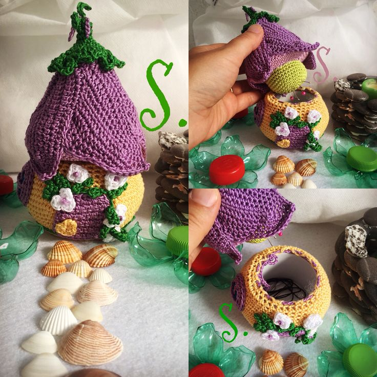 Amigurumi Doll House : Storie di amigurumi by lusapal 90 DIY and crafts ideas ...