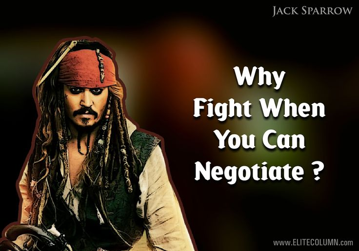 12 Best Jack Sparrow Quotes From Pirates Of The Caribbean