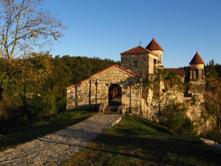 Klasztor Motsameta