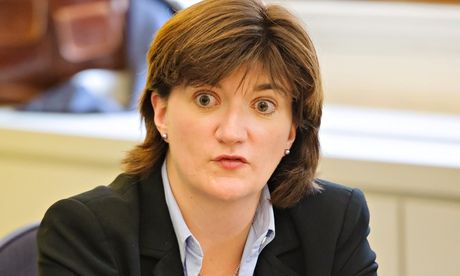 Nicky Morgan isn't 'continuity Gove' – she's even worse