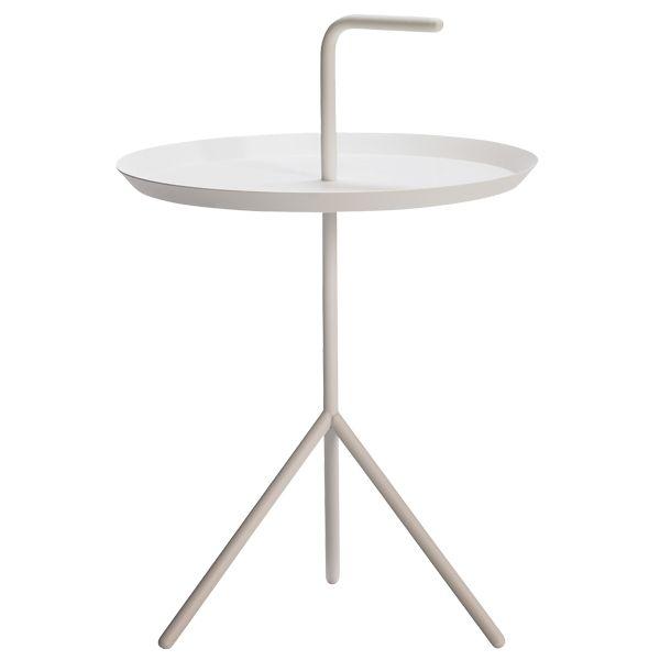 DLM pöytä, valkoinen