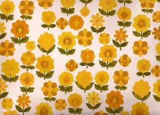 Pomme de Jour Blog: Pomme de Jour - Vintage Wallpaper