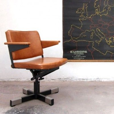 president office chair gispen. andr cordemeyer office chair for gispen 1950s president