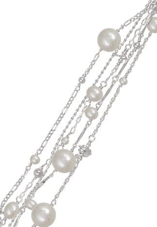 Multi Strand Twist Pearl Necklace - Ottawa Jewelry Store