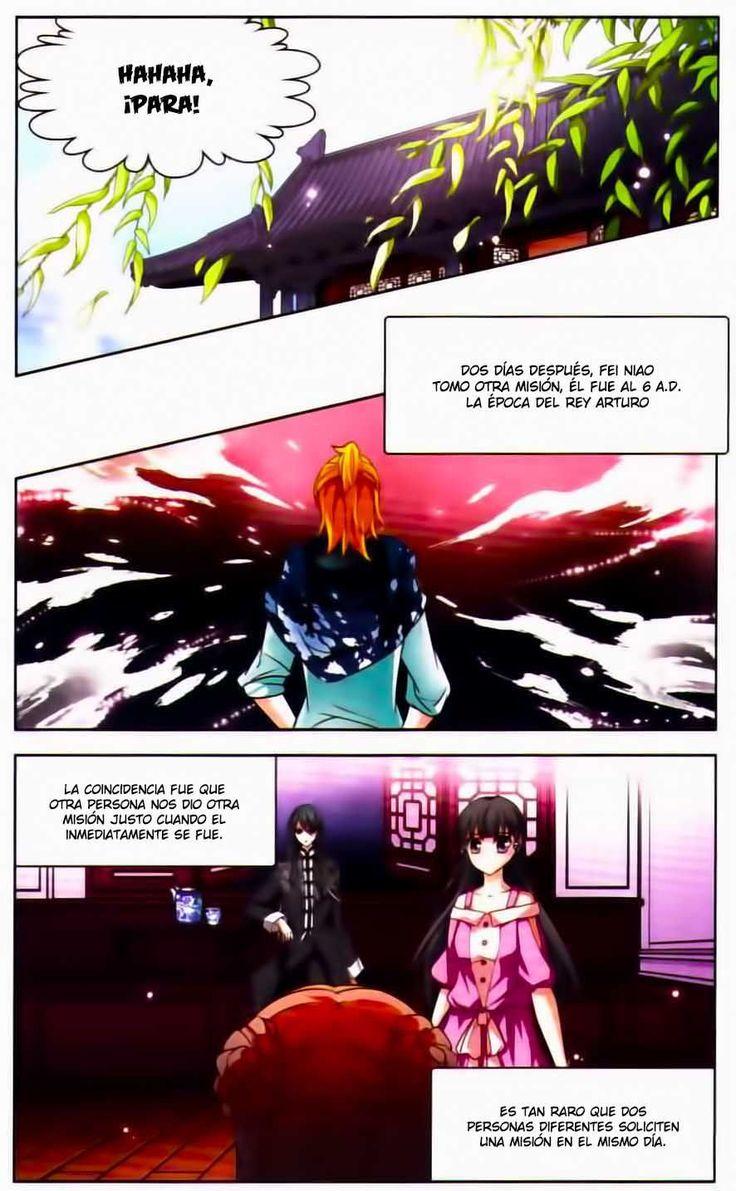 A JOURNEY TO THE PAST Capítulo 47 página 2 (Cargar imágenes: 10) - Leer Manga en Español gratis en NineManga.com
