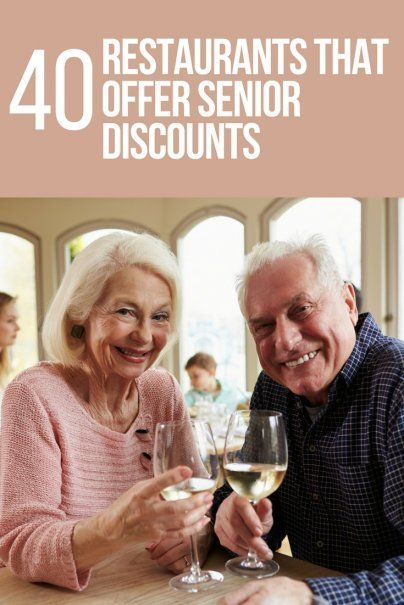 40 Restaurants That Offer Senior Discounts | Frugal Living For Retirees | Eating Out Cheaply