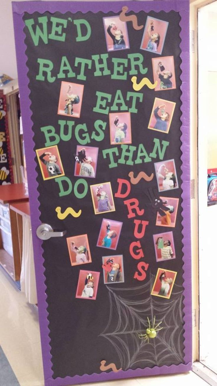 Decorate Science Classroom ~ Best ideas about red ribbon week on pinterest