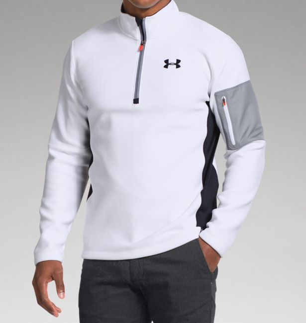 Men's UA TundraBloc ¼ Zip