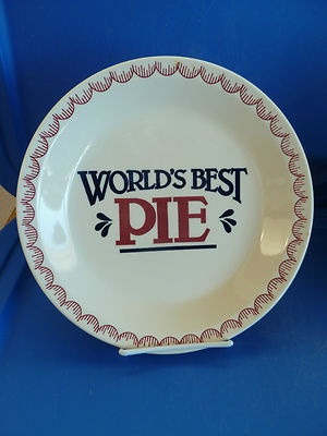 World\u0027s Best PIE Pie Plate : pies and plates - pezcame.com