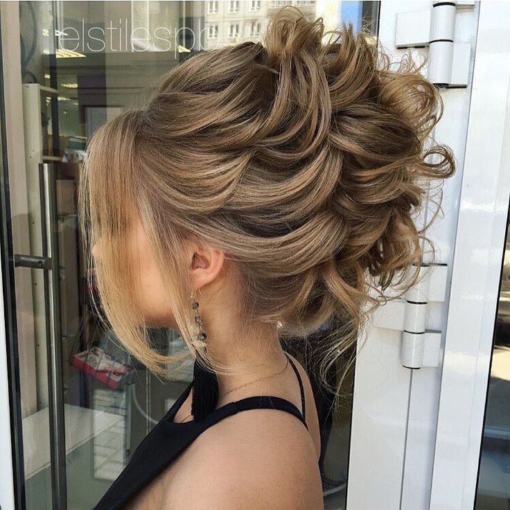 Prom Hairdos For Medium Length Hair : Best 25 hairstyles for prom ideas on pinterest hair styles