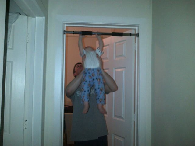 Early pull ups...2014