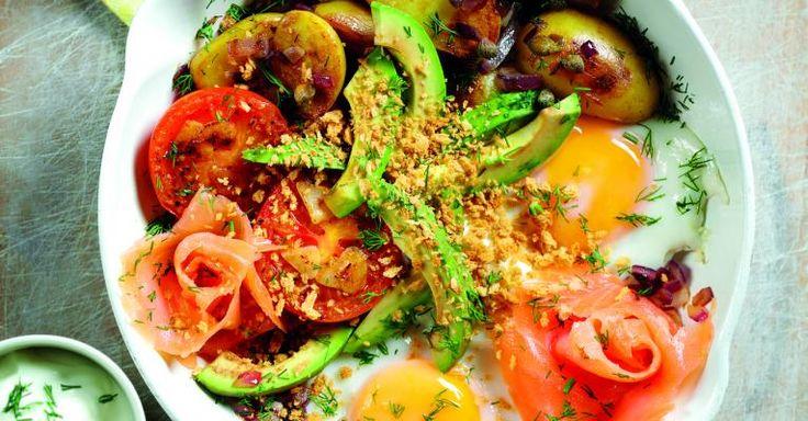 Simon Rimmer's breakfast one-pot - The full Scandi