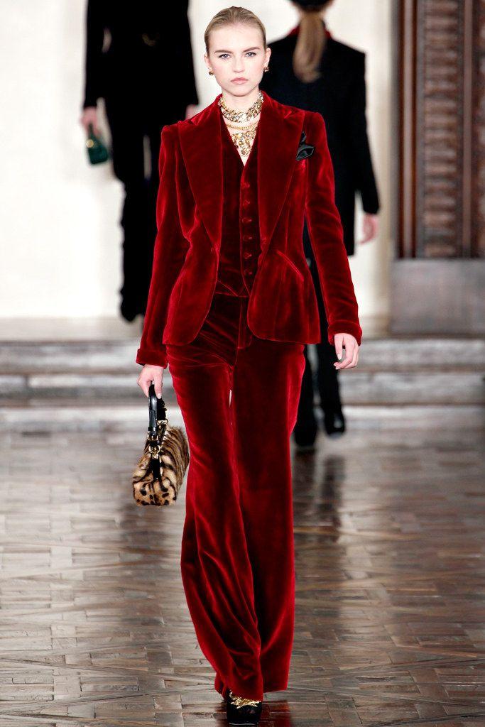 手机壳定制jewelry style blog Ralph Lauren Fall   Ready to Wear Collection Photos  Vogue