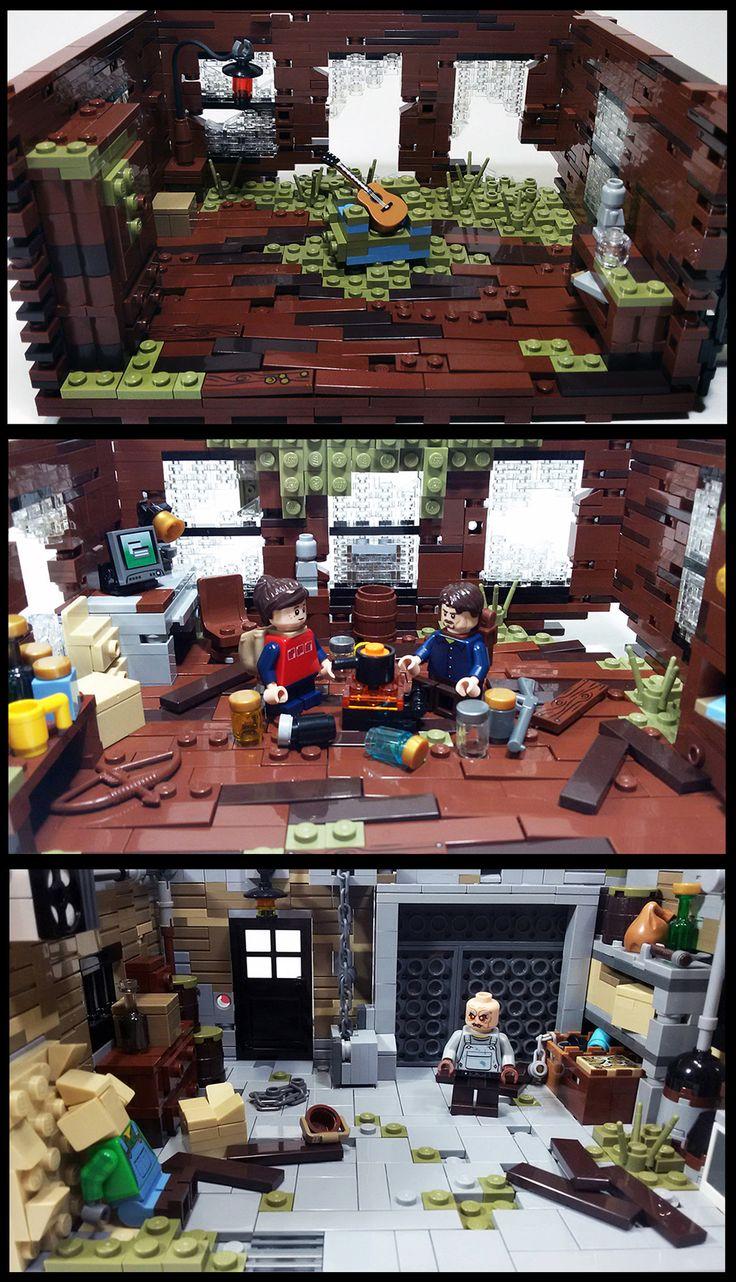 The Last of Us Interior | Лего