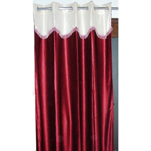 New Designer Maroon Extra Long (9x4 Ft)