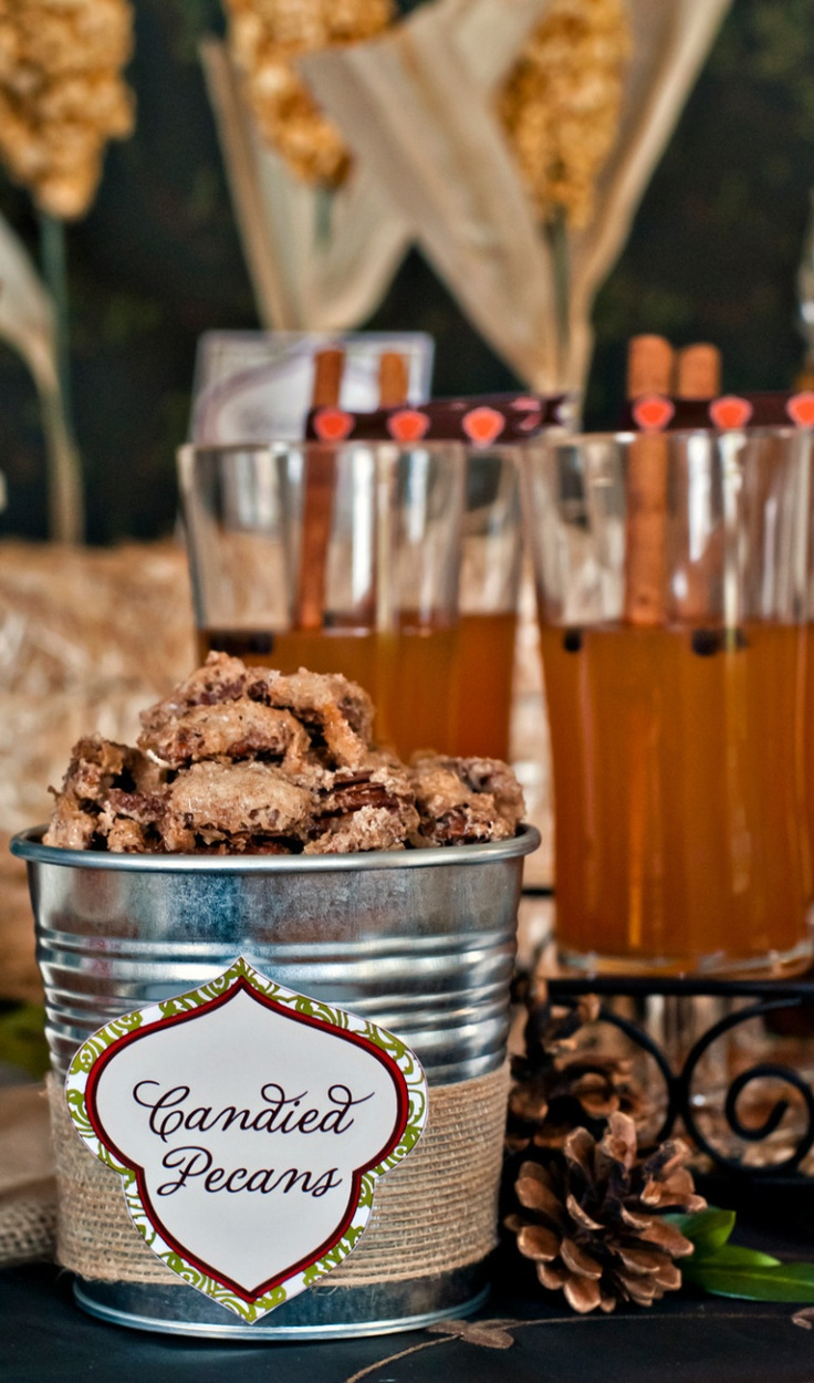 Autumn Harvest Thanksgiving Dessert Recipes - Blog - Hello My Sweet