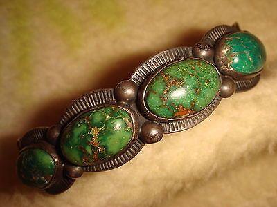 Fred Harvey era vintage Turquoise Bracelet