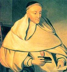 Tirso de Molina, writer of Don Gil of the Green Breeches