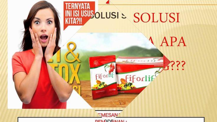 Fiforlif -0852-9523-5927- WA/SMS -Hajar Lemak dengan detox alami - fifor...