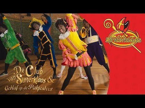 Officiële videoclip van 'Pietengym' gezongen door de enige echte Danspiet van De Club van Sinterklaas uit de film: De Club van Sinterklaas & Geblaf op de Pak...