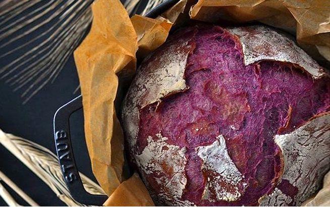 Purple Bread ist das neue Superfood aus Asien