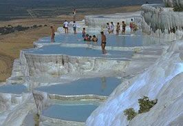 The Rock Formations Pamukkale.Turkey Amazing discounts - up to 80% off Compare prices on 100's of Hotel-Flight Bookings sites at once Multicityworldtravel.com